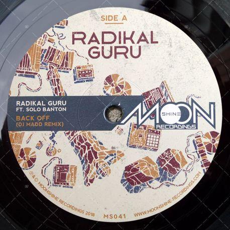 Radikal Guru feat. Solo Banton - Back Off (Dj Madd Remix)