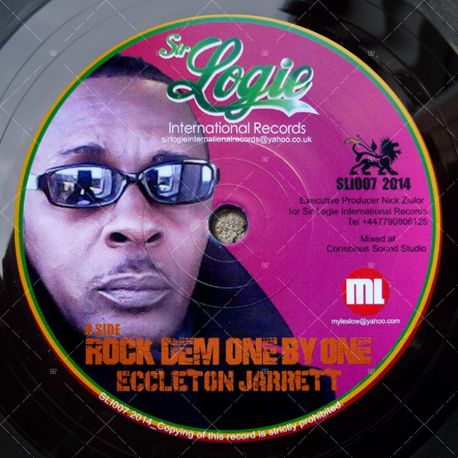 Eccleton Jarret - Rock Dem One By One
