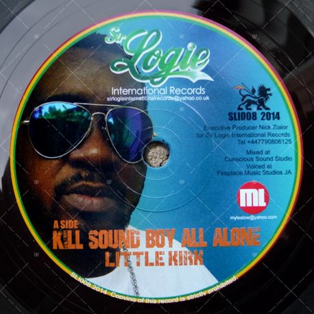 Little Kirk - Kill Sound Boy All Alone