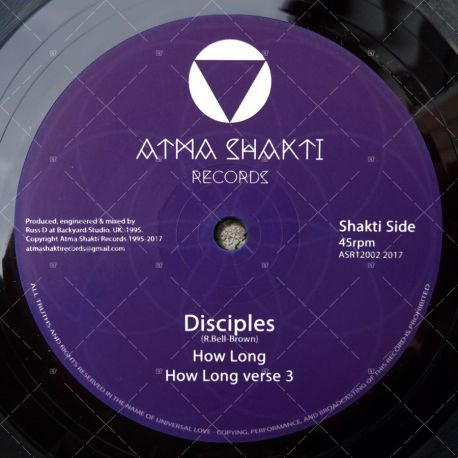 Disciples - How Long / Vibronics - Shaka The King