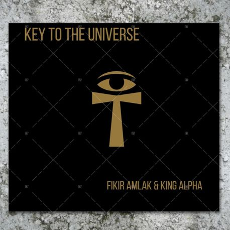 Fikir Amlak & King Alpha - Key To The Universe