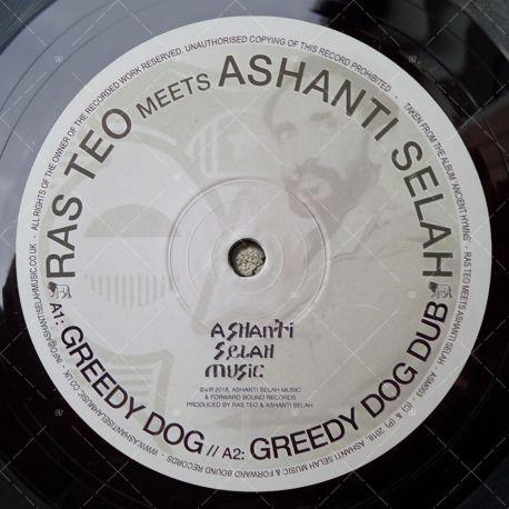 Ras Teo meets Ashanti Selah - Greedy Dog