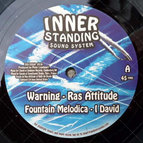 Ras Attitude meets I David - Warning