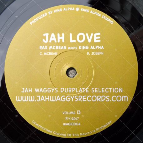 Ras McBean meets King Alpha - Jah Love
