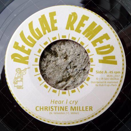 Christine Miller - Hear I Cry