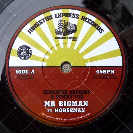 Sticky Joe feat. Horseman - Mr Bigman