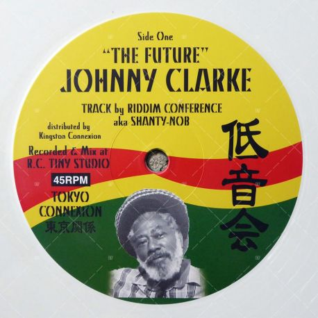 Johnny Clarke - The Future