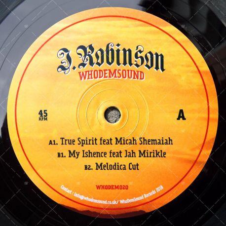 J. Robinson feat. Micah Shemaiah - True Spirit