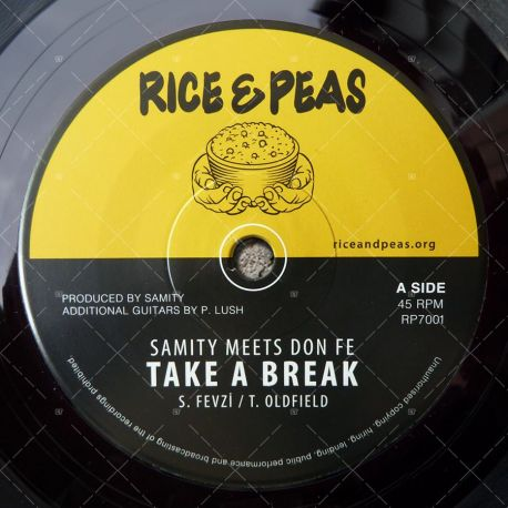 Samity meets Don Fe - Take A Break