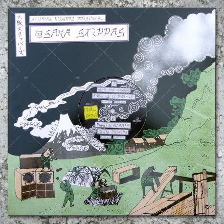 Ojah & Hiroshi feat. Rudy Lee / Roots Masashi - Osaka Steppas Vol. 3