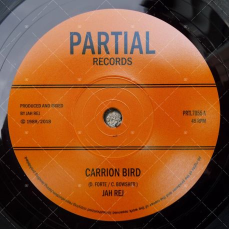 Jah Rej - Carrion Bird