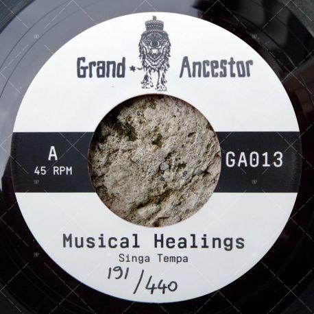 Singa Tempa - Musical Healings