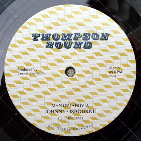 Johnny Osbourne - Man Of Jahovia