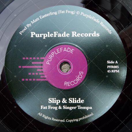 Fat Frog & Singer Tempa - Slip & Slide