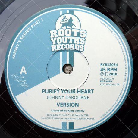 Johnny Osbourne - Purify Your Heart