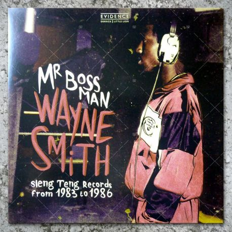 Wayne Smith - Mr Bossman
