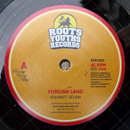 Ashanti Selah - Foreign Land