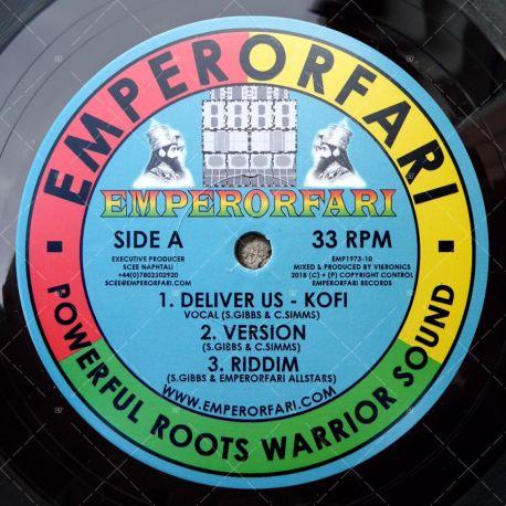 Kofi & Vibronics - Deliver Us