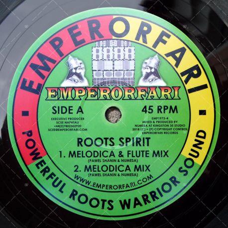 Pawel Shanin & Numesa - Roots Spirit