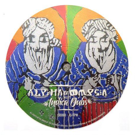 Alpha & Omega meets Indica Dubs - Dubplate Mixes
