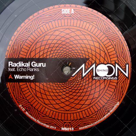 Radikal Guru feat Echo Ranks - Warning!