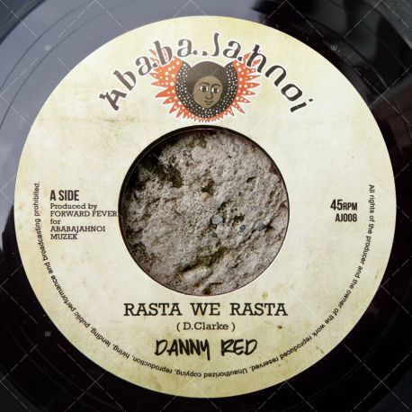 Danny Red - Rasta We Rasta
