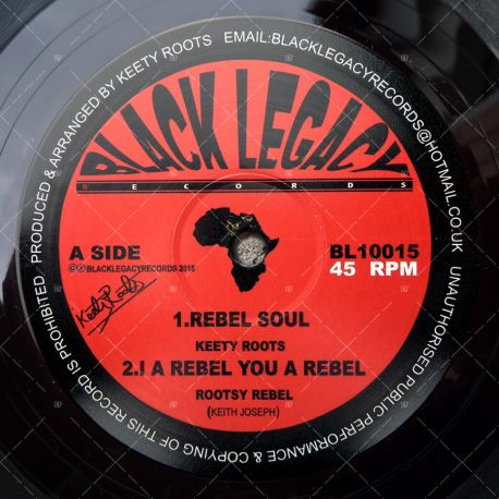 Keety Roots - Rebel Soul