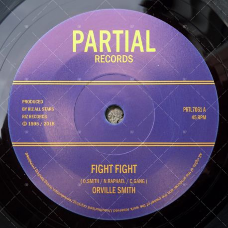 Orville Smith - Fight Fight