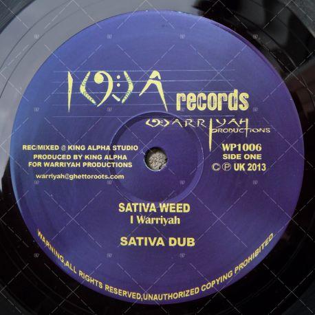 Iwarriyah - Sativa Weed