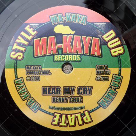 Benny Cruz - Hear My Cry