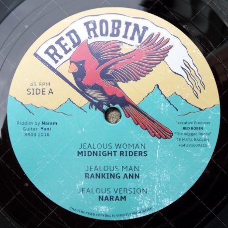 Midnight Riders - Jealous Woman