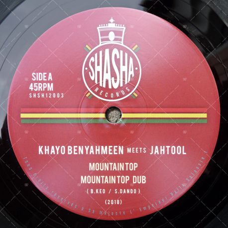 Khayo Benyahmeen meets Jah Tool - Mountain Top