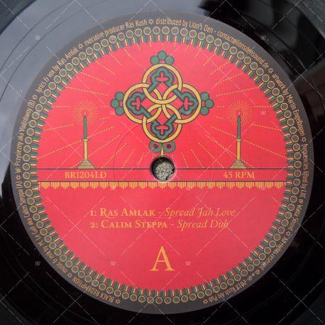 Ras Amlak - Spread Jah Love