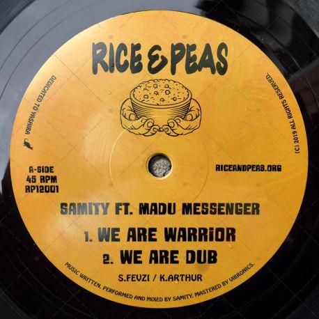 Samity feat. Madu Messenger - We Are Warrior