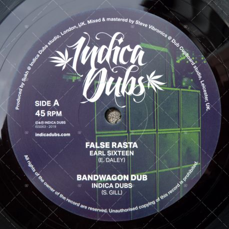 Earl Sixteen - False Rasta