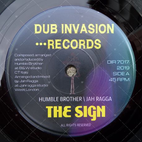 Humble Brother meets Jah Ragga - The Sign