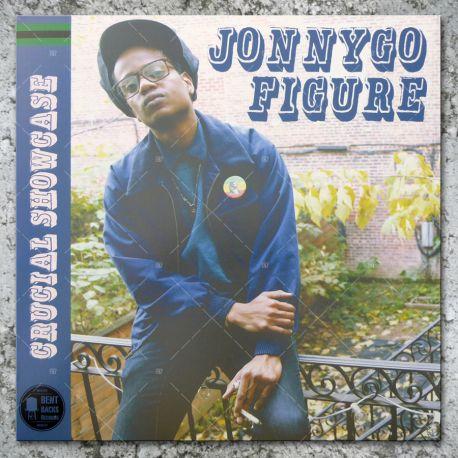 JohnnyGo Figure - Crucial Showcase