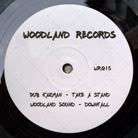 Dub Kazman - Take A Stand / Woodland Sound - Downfall