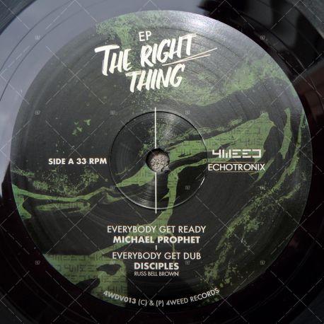 Michael Prophet - Everybody Get Ready
