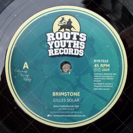 Gilles Solar - Brimstone