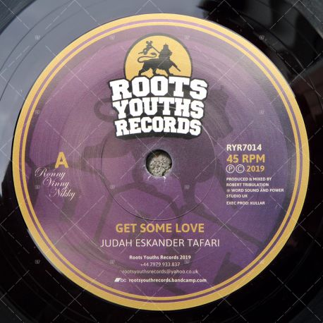 Judah Eskander Tafari - Get Some Love