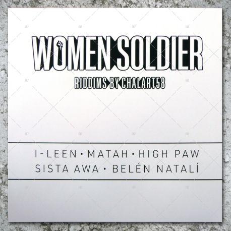 Chalart58 - Women Soldier