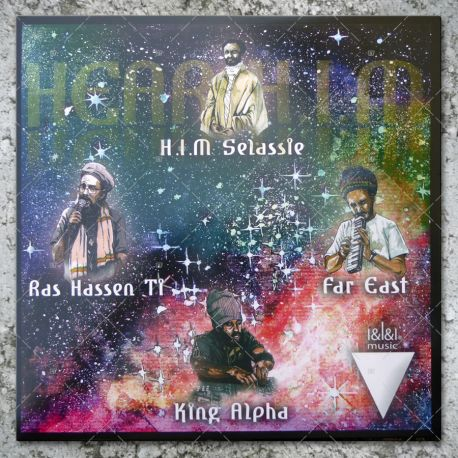 Ras Hassen Ti meets King Alpha - Hear H.I.M