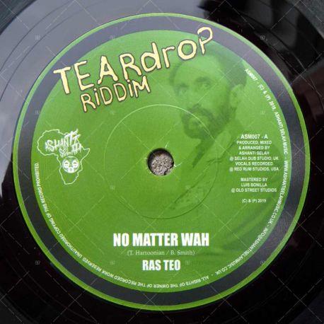 Ras Teo - No Matter Wah