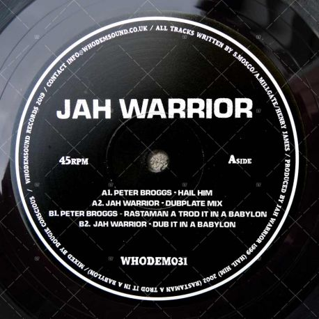 Jah Warrior feat. Peter Broggs - Hail HIM