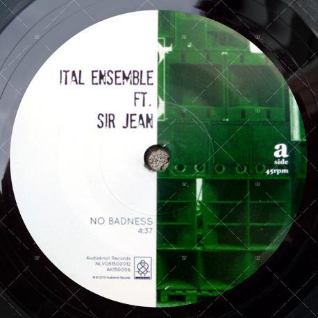 Ital Ensemble feat. Sir Jean - No Badness