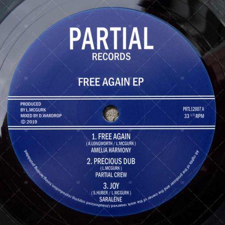 Amelia Harmony - Free Again
