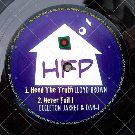 Lloyd Brown - Heed The Truth