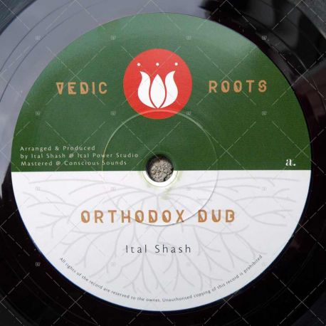 Ital Shash - Orthodox Dub