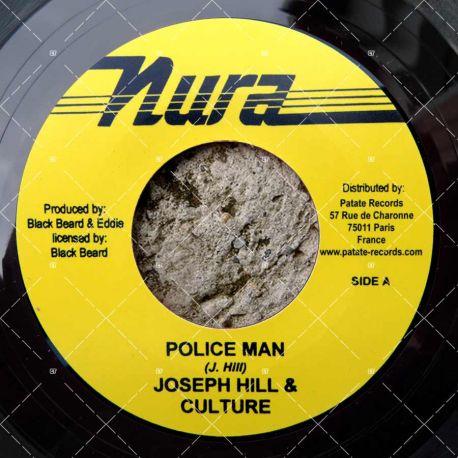 Joseph Hill & Culture - Police Man